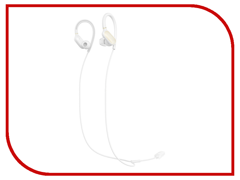 Xiaomi Mi Sports Bluetooth Headset Mini White
