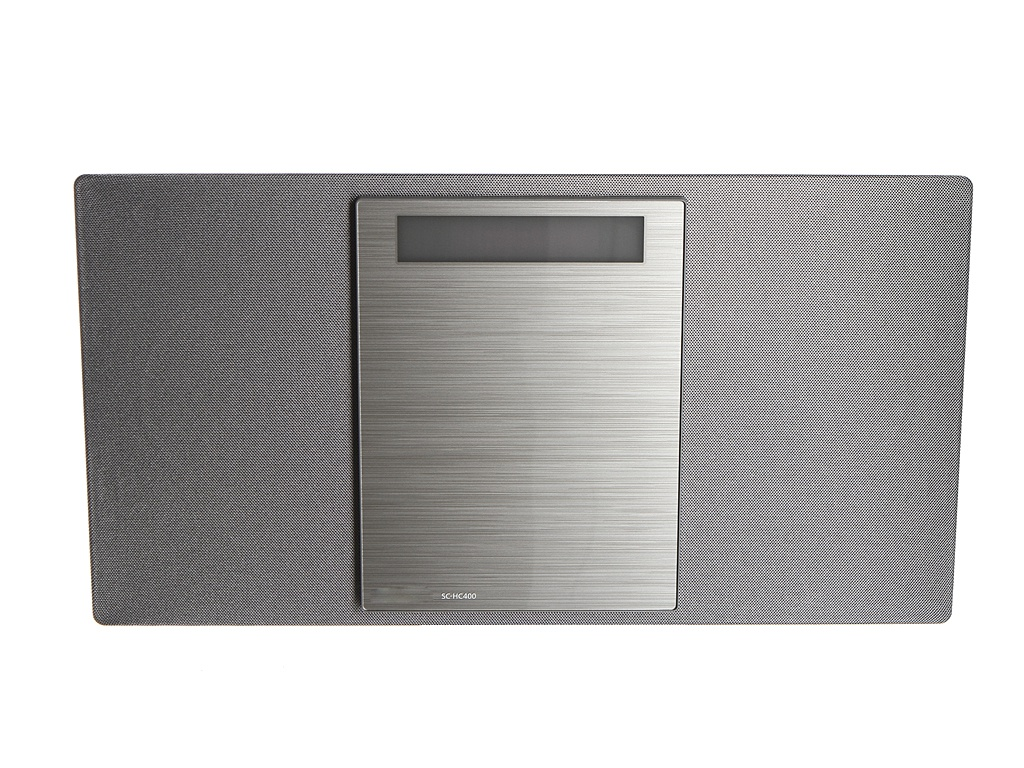 Минисистема Panasonic SC-HC400 Silver SC-HC400EE-S