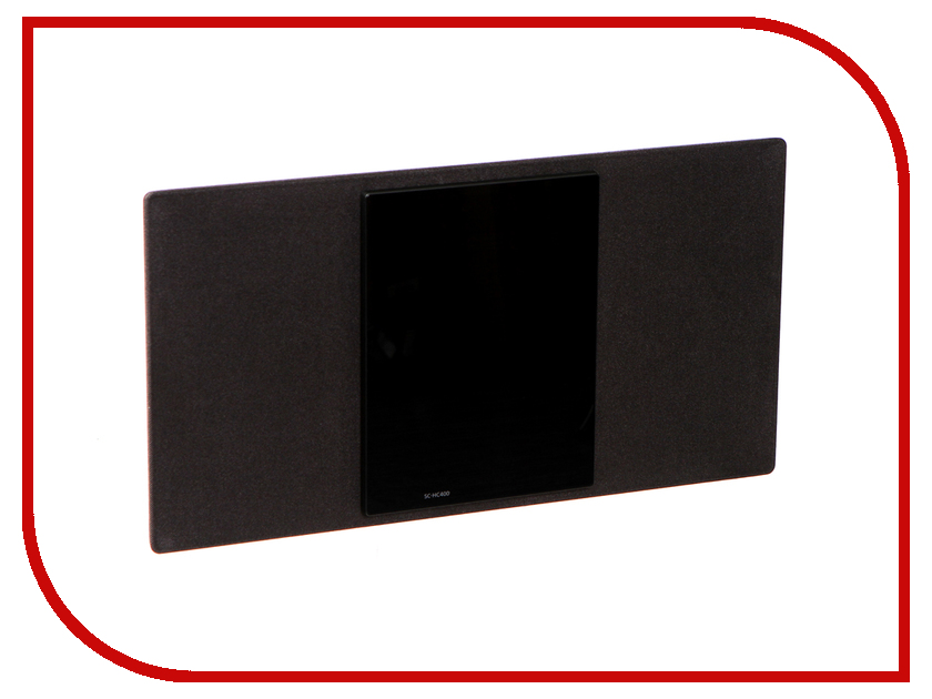 Фото - Минисистема Panasonic SC-HC400 Black SC-HC400EE-K минисистема panasonic sc pmx70 black sc pmx70ee k