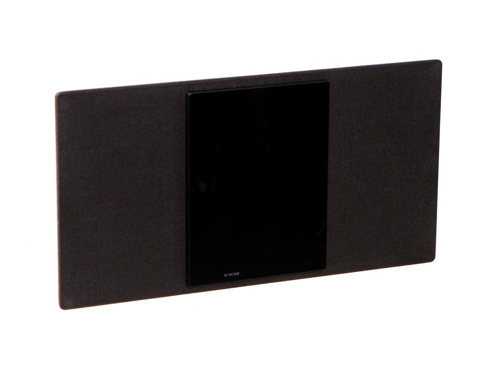 Минисистема Panasonic SC-HC400 Black SC-HC400EE-K стоимость