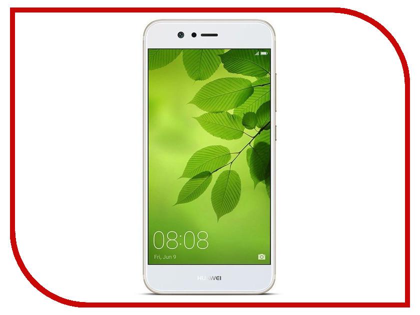 Сотовый телефон Huawei Nova 2 Gold телефон huawei nova розовое золото