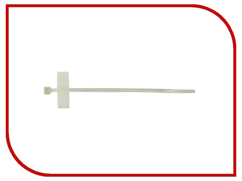 Стяжки пластиковые Gembird MPT-110x2.5 100шт стяжки пластиковые gembird nytfr 250x3 6 100шт