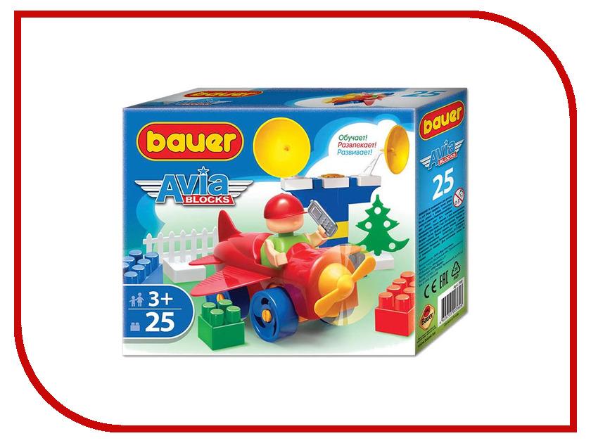 Конструктор Bauer Avia 360 игрушка конструктор bauer avia 319 188083