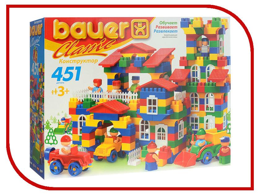 Конструктор Bauer Classic 200 конструктор bauer сlassic 183 элемента