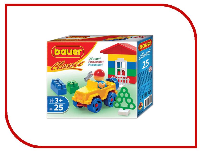 Конструктор Bauer Classic 361 конструкторы bauer стройка 50 элементов