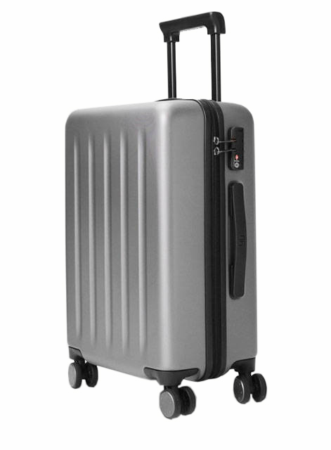 Чемодан Xiaomi Mi Trolley 90 Points 24 Gray Stars