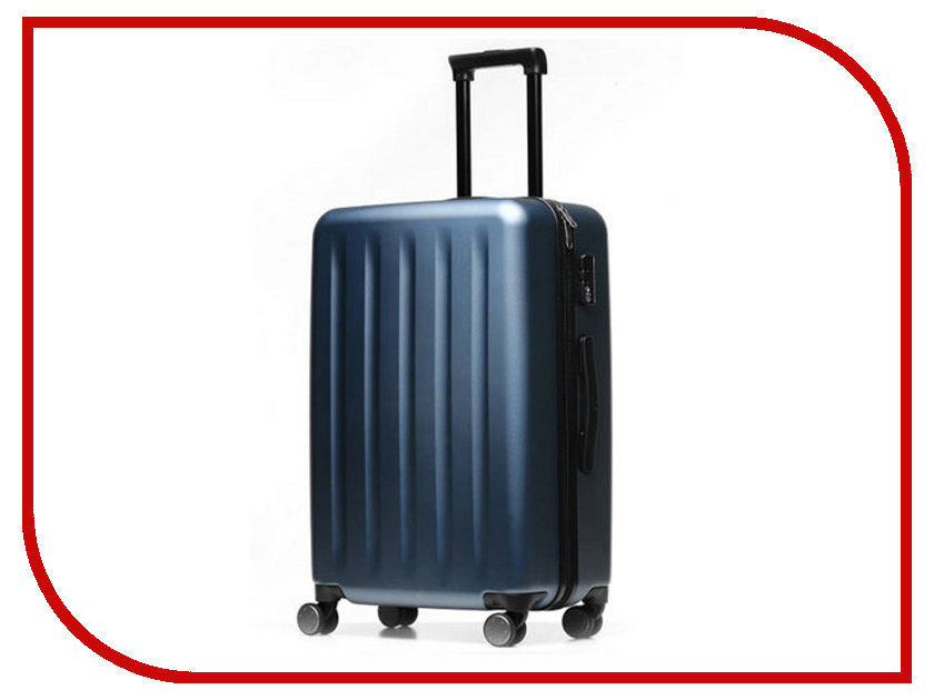 Чемодан Xiaomi Mi Trolley 90 Points 20 55x22.3x37.5cm 36L Blue