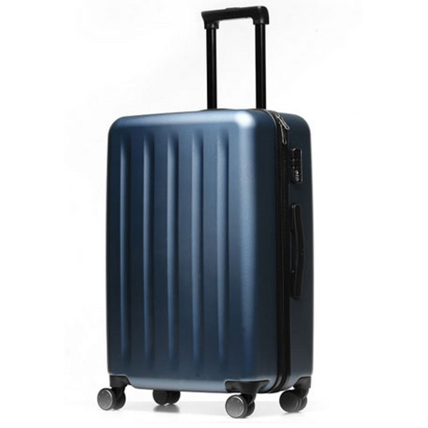 Чемодан Xiaomi Mi Trolley 90 Points 20 Blue рюкзак xiaomi mi 90 points grinder oxford casual backpack black