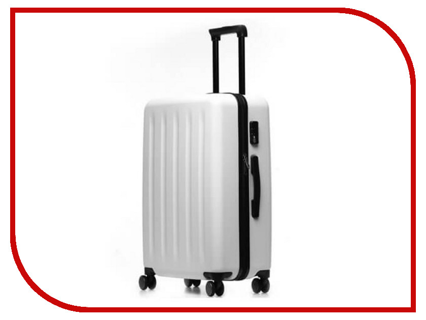 Чемодан Xiaomi Mi Trolley 90 Points 20 55x22.3x37.5cm 36L White