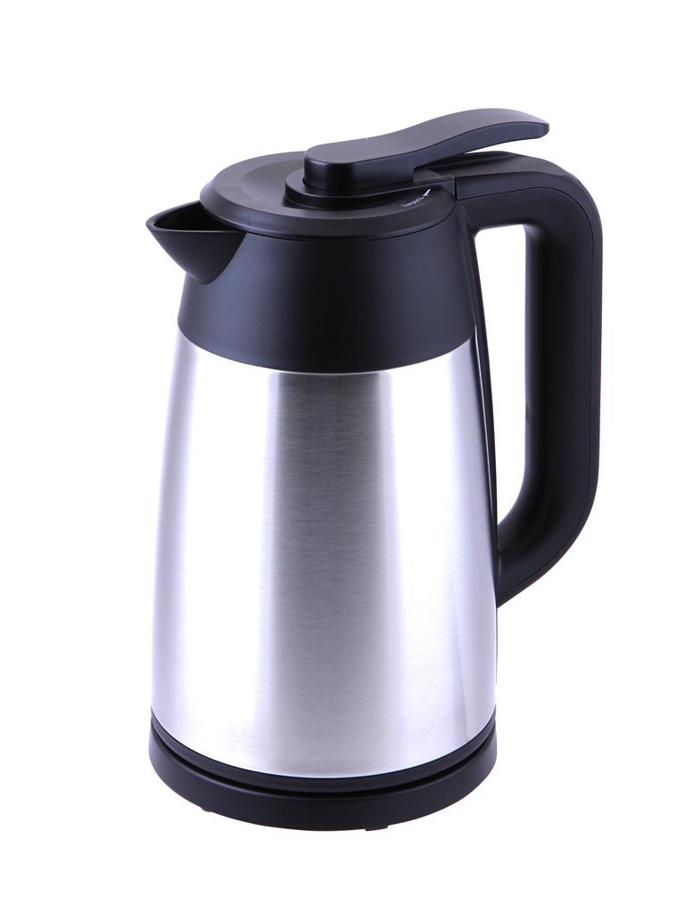 Чайник Kitfort KT-620-2 Silver Metallic