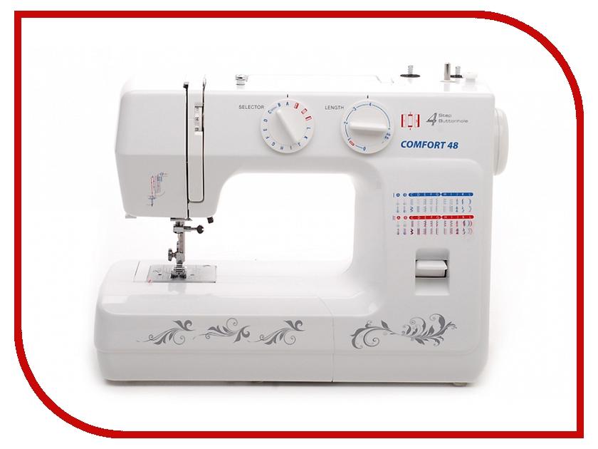 Швейная машинка Comfort 48 швейная машинка astralux 7350 pro series вышивальный блок ems700