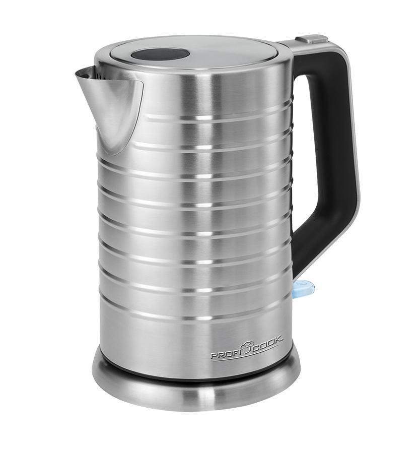 Чайник Profi Cook PC-WKS 1119 электрический чайник profi cook pc wks 1119