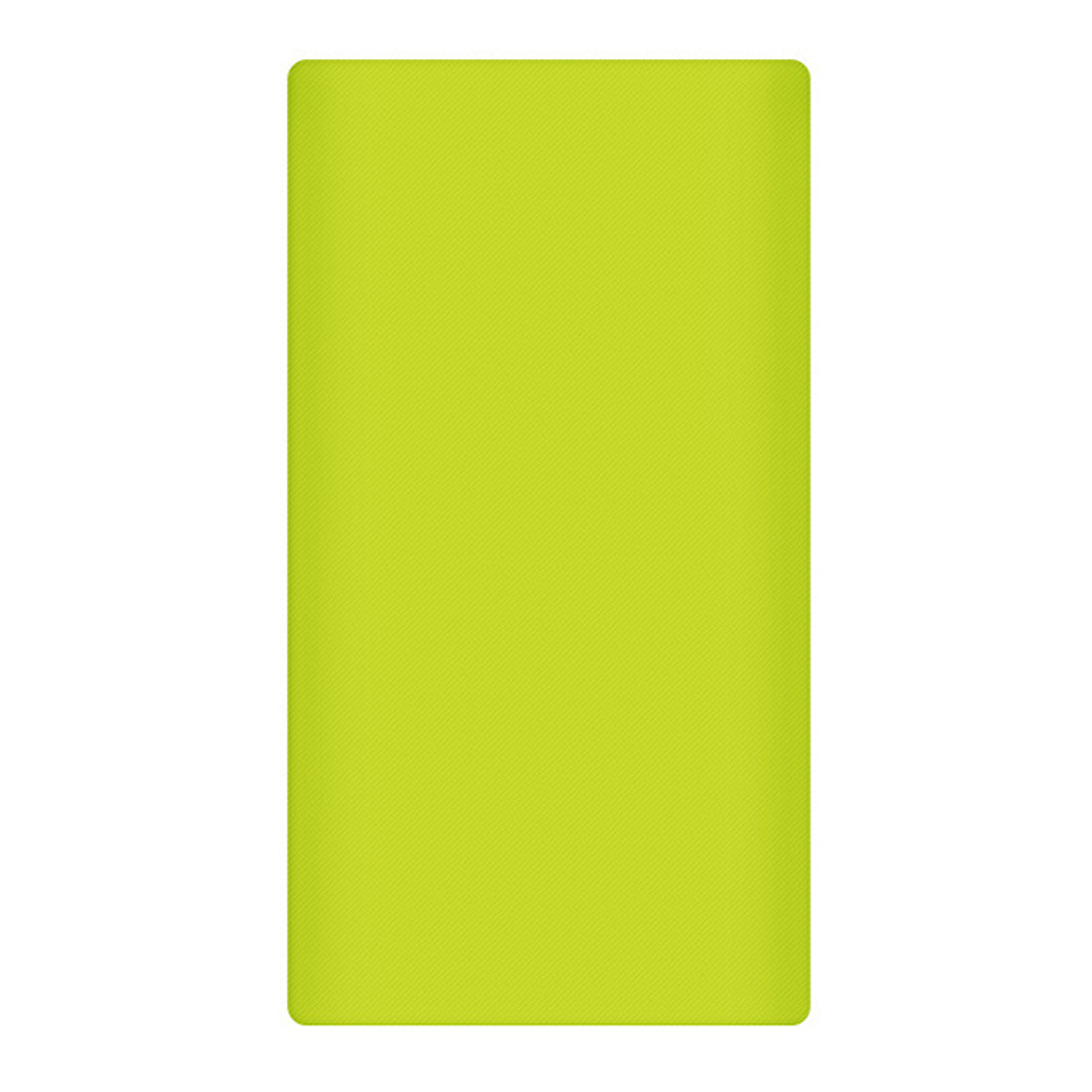 Чехол Xiaomi Silicone Case for Power Bank 2 10000mAh Green