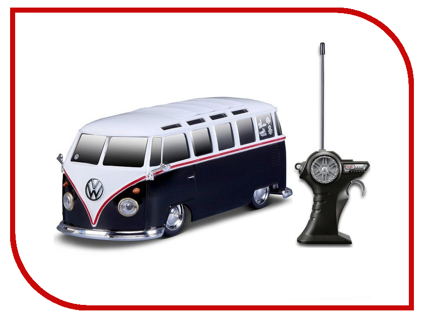 Игрушка Maisto Volkswagen Van Samba 81144 samba surpises