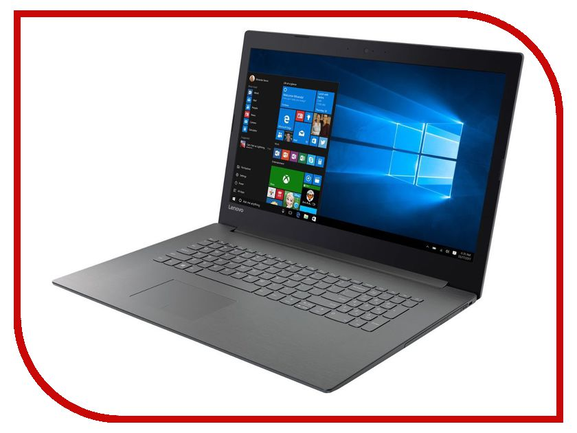 Ноутбук Lenovo V320-17IKB Grey 81B60006RK (Intel Core i3-6006U 2.0 GHz/4096Mb/500Gb/DVD-RW/Intel HD Graphics/Wi-Fi/Bluetooth/Cam/17.3/1600x900/Windows 10 Home) ноутбук lenovo legion y920 17ikb 17 3 1920x1080 intel core i7 7820hk 80yw000ark