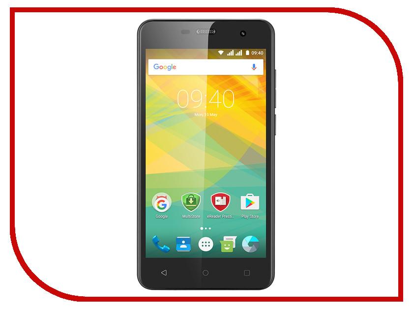 все цены на  Сотовый телефон Prestigio MultiPhone Muze G3 3511 PSP3511DUO DUOS Black  онлайн