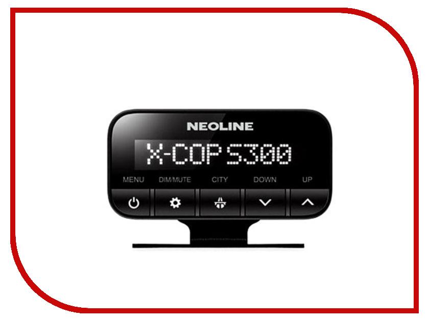 Радар-детектор Neoline X-COP S300 радар детектор neoline x cop 5700