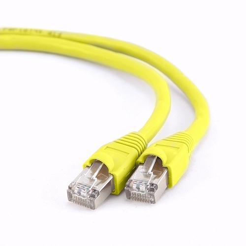 Сетевой кабель Gembird FTP Cablexpert cat.6 10m Yellow PP6-10M/Y-O
