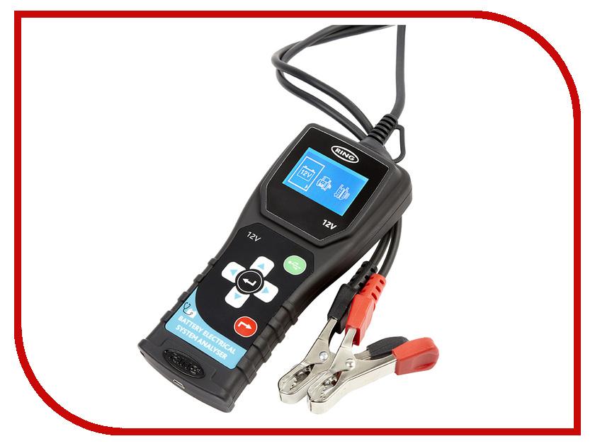 Тестер напряжения Ring RBAG500 - Тестер аккумуляторных батарей тестер напряжения truper т 13989