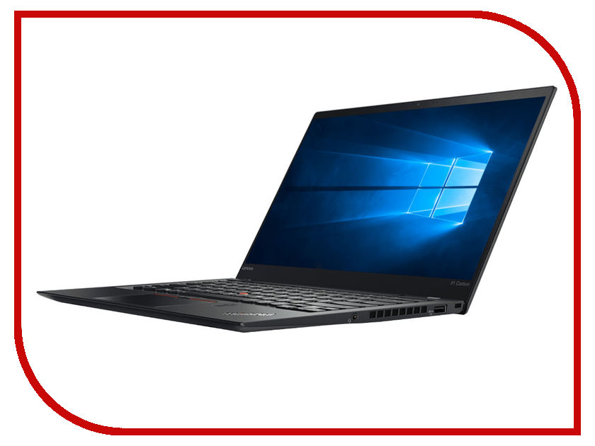 Ноутбук Lenovo ThinkPad Ultrabook X1 Carbon 20HR002GRT (Intel Core i7-7500U 2.7 GHz/8192Mb/512Gb SSD/No ODD/Intel HD Graphics/Wi-Fi/LTE/Bluetooth/Cam/14/1920x1080/Windows 10 Pro)