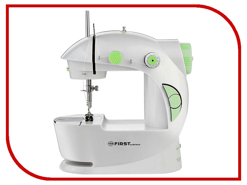 Швейная машинка First FA-5700 Green