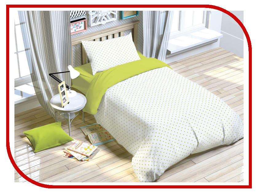 Постельное белье Этель Этелька Летние сны Комплект 1.5 спальный Поплин 2054097