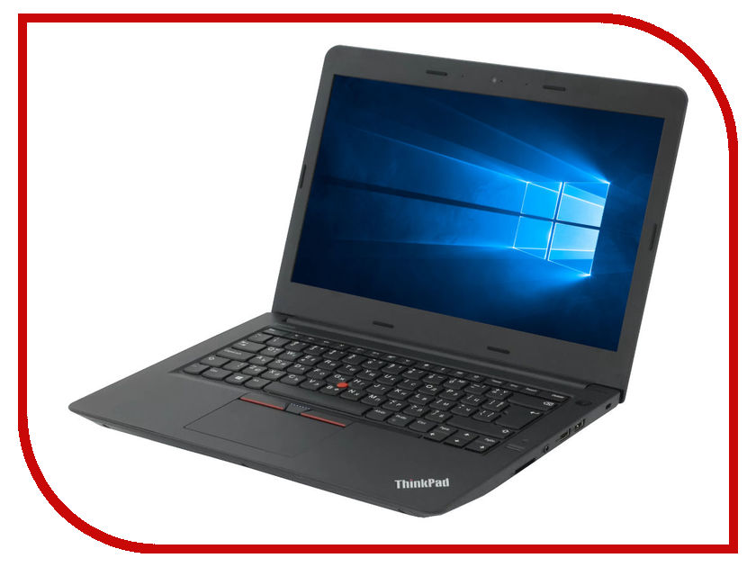 Ноутбук Lenovo ThinkPad Edge E470 20H1007YRT (Intel Core i3-6006U 2.0 GHz/4096Mb/180Gb SSD/No ODD/Intel HD Graphics/Wi-Fi/Cam/14.0/1920x1080/Windows 10 64-bit) ноутбук lenovo thinkpad 20j1004yrt intel core i3 7100u 2 4 ghz 4096mb 180gb ssd no odd intel hd graphics wi fi bluetooth cam 13 3 1366x768 windows 10 64 bit