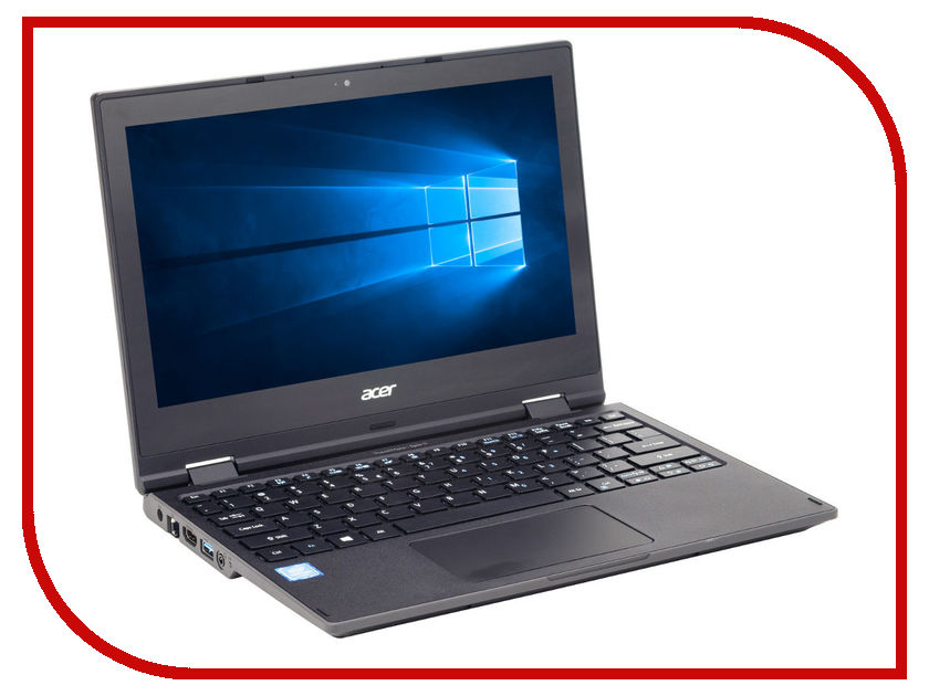 Ноутбук Acer TravelMate TMB118-RN-C8Q3 Black NX.VG0ER.001 (Intel Celeron N3350 1.1 GHz/4096Mb/32Gb SSD/No ODD/Wi-Fi/Bluetooth/Cam/11.6/1920x1080/Windows 10 Pro) intel e97378 001