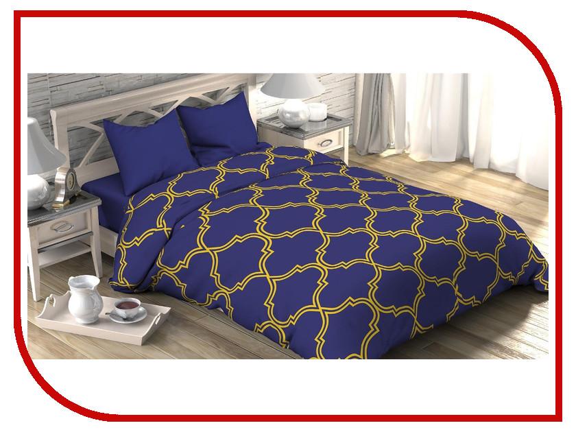 Постельное белье Этель Вечер в Марокко Комплект 2 спальный Поплин 2565795 постельное белье этель зеленый сад комплект 1 5 спальный поплин 1534721