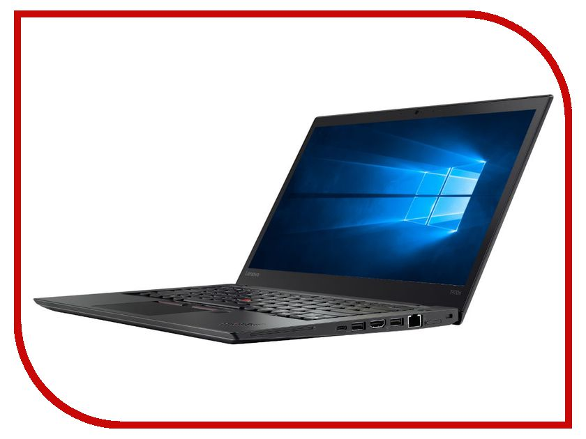 Ноутбук Lenovo ThinkPad T470s 20HF0000RT (Intel Core i5-7200U 2.5 GHz/8192Mb/256Gb SSD/No ODD/Intel HD Graphics/Wi-Fi/Bluetooth/Cam/14/1920x1080/Windows 10 Pro) ноутбук hp elitebook 820 g4 z2v85ea intel core i5 7200u 2 5 ghz 16384mb 256gb ssd no odd intel hd graphics wi fi bluetooth cam 12 5 1920x1080 windows 10 pro 64 bit
