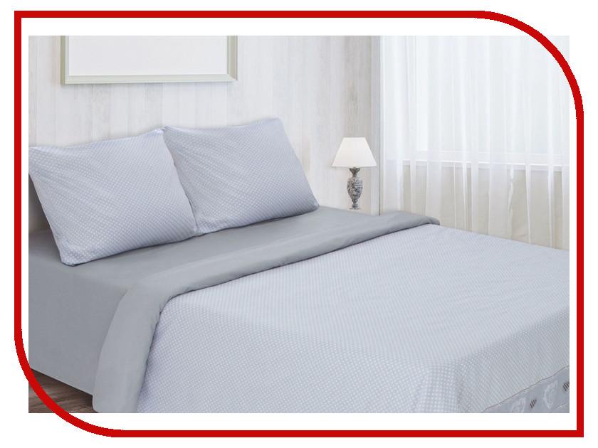 Постельное белье Этель Меланж Комплект 2 спальный Хлопок Мако-Сатин 1157177 постельное белье этель калейдоскоп комплект 1 5 спальный мако сатин 2346502