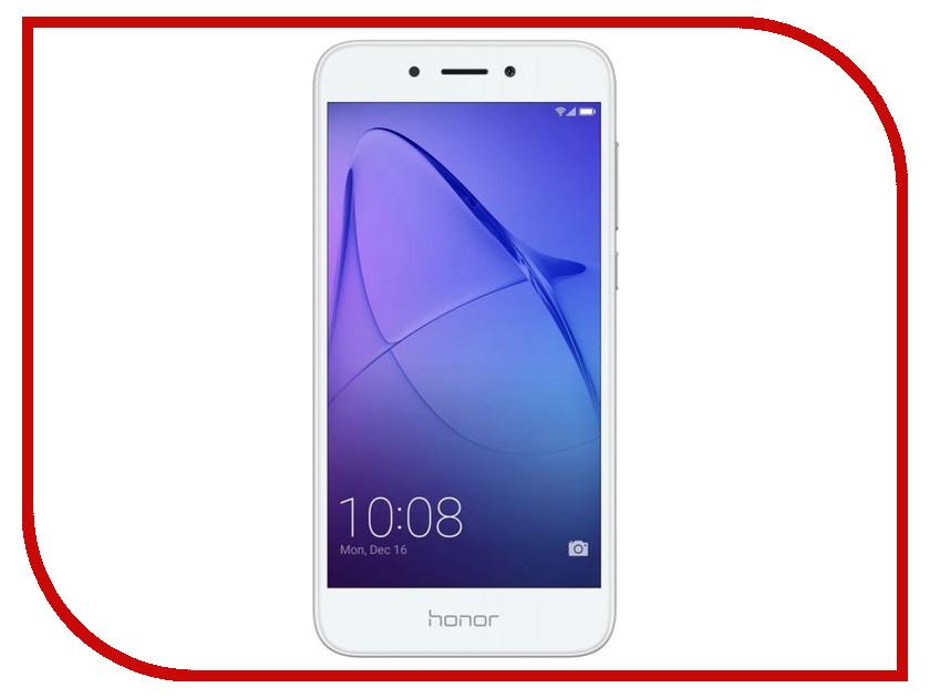 Сотовый телефон Huawei Honor 6A Silver s1700 16g huawei