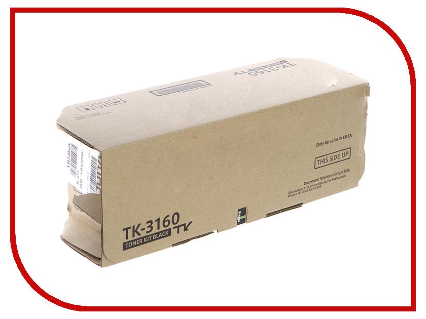 Картридж Kyocera TK-3160 для P3045dn/P3050dn/P3055dn/P3060dn kyocera копирование двустороннее