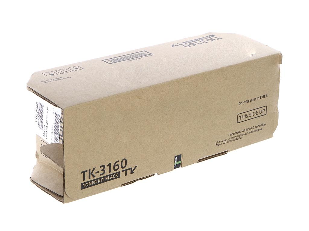 Картридж Kyocera TK-3160 для P3045dn/P3050dn/P3055dn/P3060dn