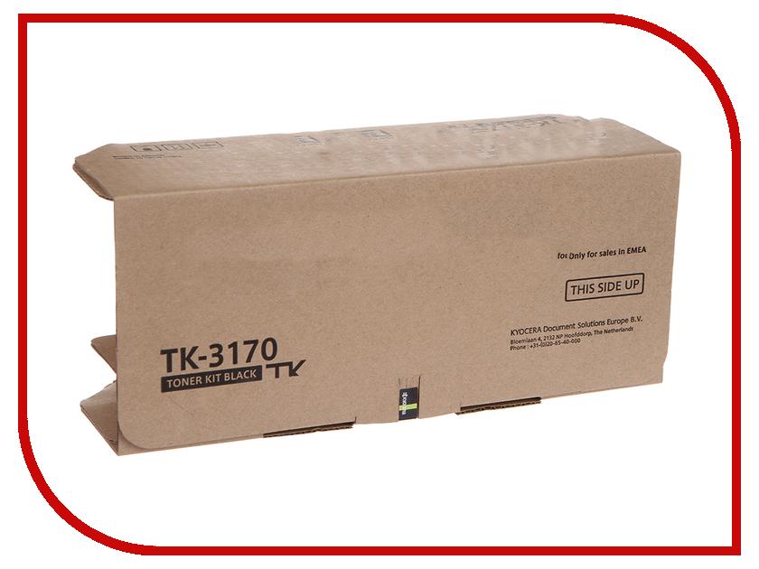 Картридж Kyocera TK-3170 для P3050dn/P3055dn/P3060dn Black kyocera копирование двустороннее