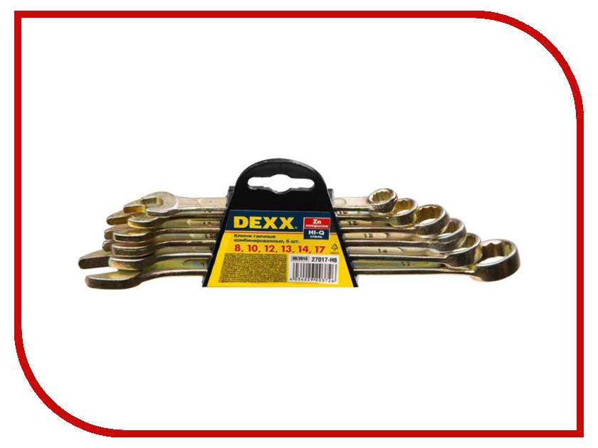 Ключ Dexx 27017-H6 термос dexx 48000