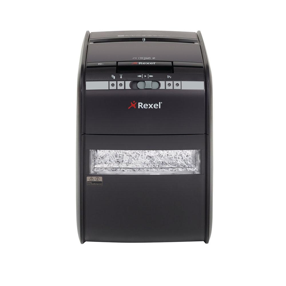 Шредер Rexel Auto+ 90X 2103080EUA