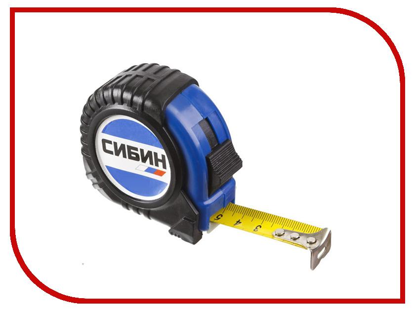 Рулетка Сибин 3m 34019-03-16
