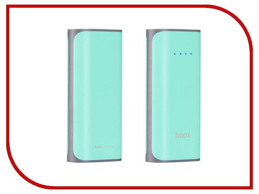 Аккумулятор HOCO B21 Xiao Nai 5200mAh Green