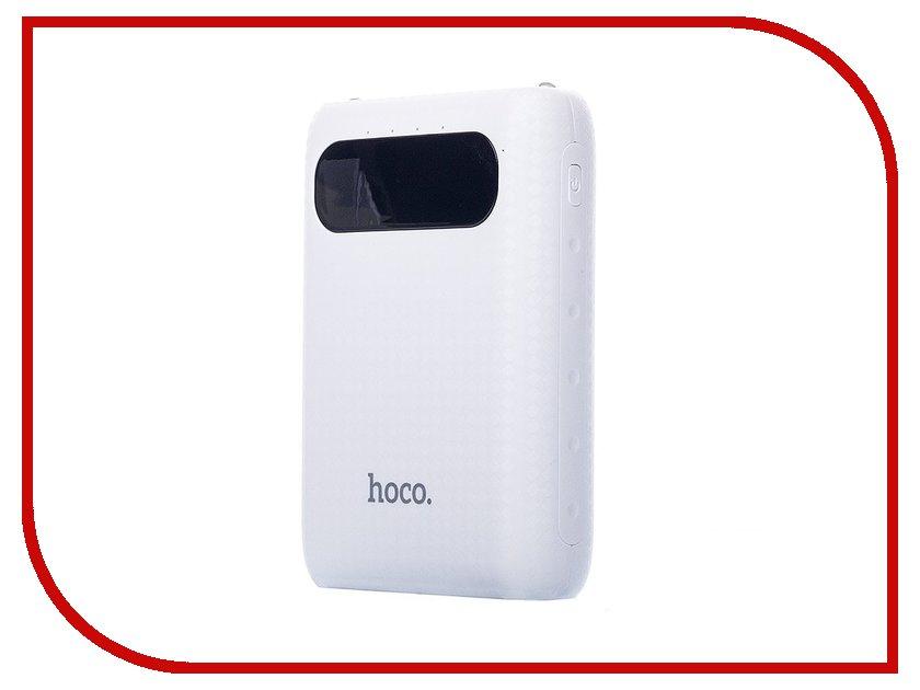 Аккумулятор HOCO B20 Mige 10000mAh White