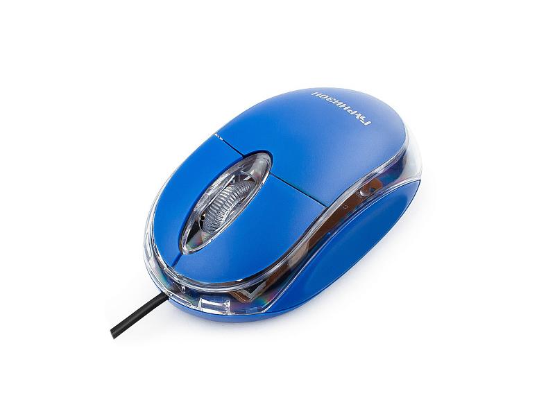 Мышь Гарнизон GM-100B Blue штатив deluxe dls 100b black white