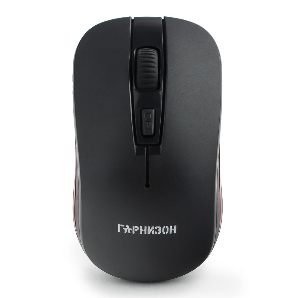 Мышь Гарнизон GMW-420 Black