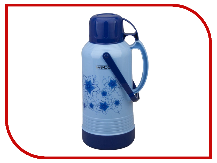 Термос Webber 41002/4S-1 Blue