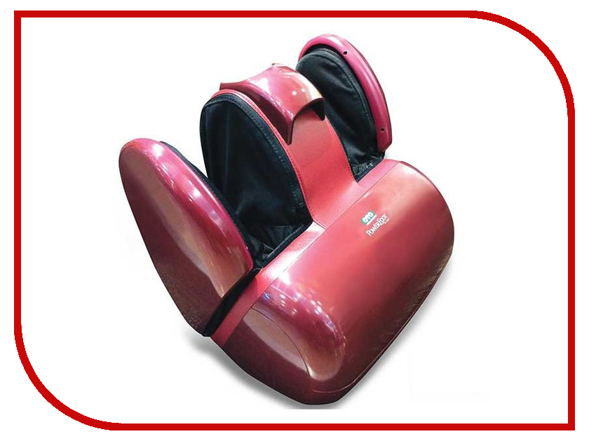 Массажер OTO Power Foot PF-1500 Maroon цена и фото