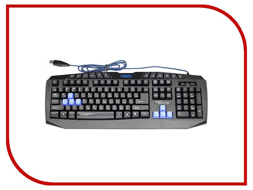 Клавиатура Qumo Gamer 20798