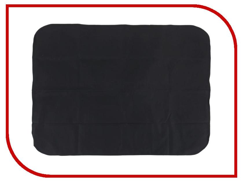 Чехол TORSO 145x110cm Black 1337864 накидка защитная на сиденье
