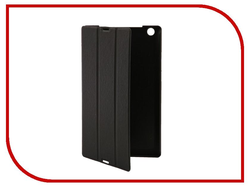 Аксессуар Чехол Lenovo Tab 3 850M Partson Black PT-023