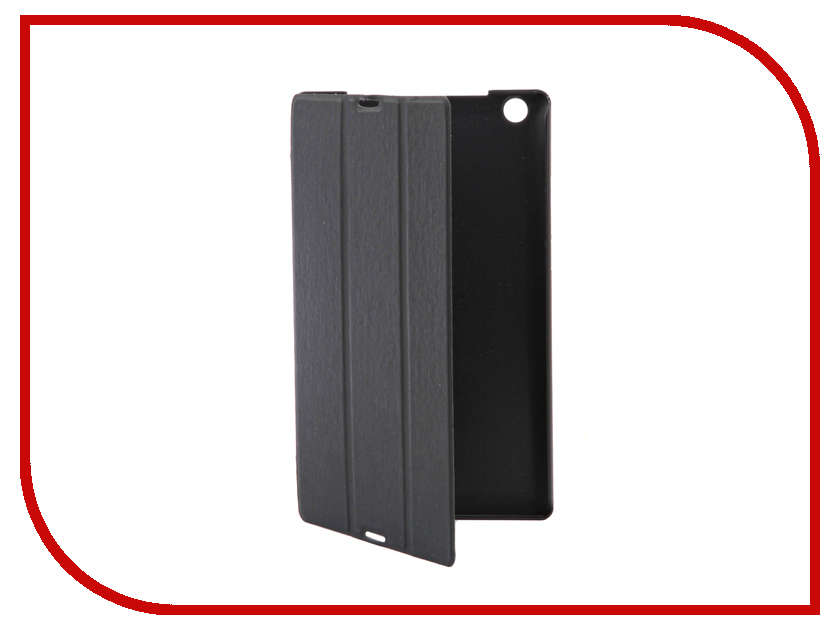Аксессуар Чехол Lenovo Tab 3 850M Partson Dark Blue PT-025