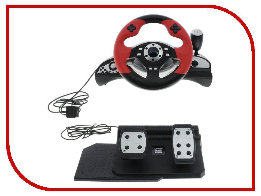 все цены на Игровой руль DVTech WD205 Nitro One PS3/PS2/PC онлайн
