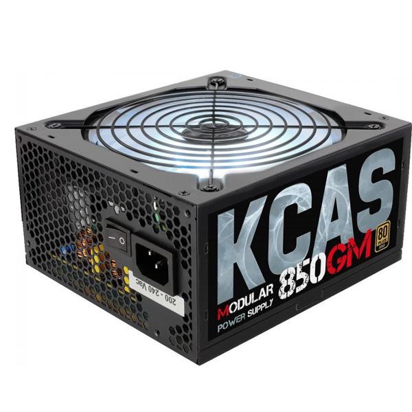 Блок питания AeroCool KCAS-850GM 850W все цены